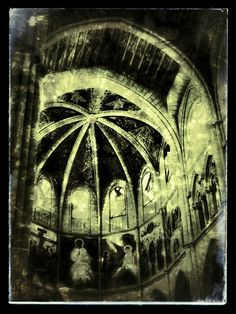 Iglesia siniestra.