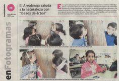 Arealonga en Diario de Arousa