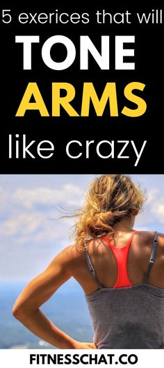 Discover arm workout women. Nobody wants flabby arms. This arm workout for women with weights will sculpt and tone flabby arms. Leg Workout Plan, Dumbbell Arm Workout, Tone Arms Workout, Flat Tummy Workout, Best Arm Toning Exercises, Killer Arm Workouts, Toning Workouts, Chest Workout Women, Upper Body Workout For Women