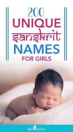 If you are looking for a name with a deep meaning, take a look at MomJunction's collection of 200 Sanskrit baby names for boys and girls. Unique Indian Baby Names, Hindu Girl Baby Names, Twin Baby Girl Names, Sanskrit Baby Boy Names, Indian Baby Girl Names, Best Girl Names, Strong Baby Names, Cool Boy Names, Baby Girl Names Unique