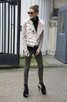 Street Style: Olivia Palermo — Wannabe Magazine