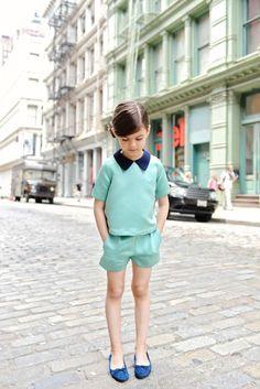 мода для детей 2017