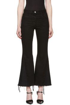 MISBHV - Black Flared Jeans
