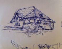 Minunăție de casă în zona Câmpulung | Adela Pârvu - Interior design blogger Romania, Interior, Design, Wooden Ceilings, Houses, Photos, Design Interiors, Interiors
