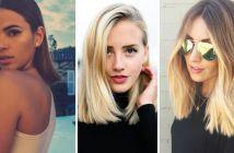 Blunt cut: corte de cabelo minimalista é a nova tendência