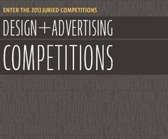 Design/Photography Competitions