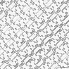 white shapes inside other shapes Geometry Pattern, 3d Pattern, Abstract Pattern, Pattern Design, Graphic Patterns, Cool Patterns, Textures Patterns, Print Patterns, Surface Design