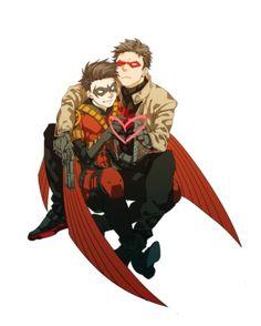 Jason and Tim