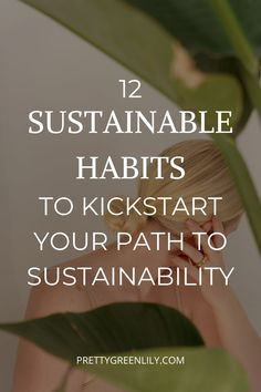Every year we should try to become a bit greener and make effort to build a more ethical world. Going low waste, buying less and buying smarter, starting that composting bin, getting more plants or going flexitarian. There are hundreds of ways to make your life greener with way less effort than you might think. These are 12 eco-friendly resolutions or goals to keep all year long and every year after this one too! #sustainableliving | via @prettygreenlily I Love New Year, Declutter Your Life, Circular Economy, Low Carbon, Climate Action, Minimalist Lifestyle, Save The Bees, Pretty Green, Slow Living