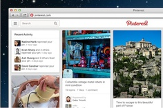 Social Media Examiner -  Pinterest's New Look: This Week in Social Media......  Pinterest Gets A New Look - Pinterest has added a few new things to the close-up view of pins.   This will help you discover things you love that you might not have known about otherwise!
