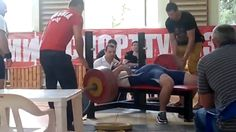Powerlifting can be a dangerous sports. Igor Golushkin died after dropping a heavy weight on his chest during the powerlifting competition in Russia.  #powerlifting #sports