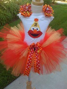 How cute for a little Elmo fan?!?!