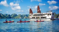 Explore The Mystery Of #HalongTours To Find The Natural Sensation