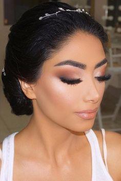 Wedding Make Up Ideas For Stylish Brides 4