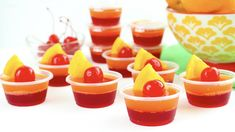 Tequila sunrise Jello shots are the perfect cocktail for backyard summer bbqs and pool parties! Get this yummy jello shot recipe that is sure to be the hit of the party this summer! Tequila sunrise Jello shots are the perfect cocktail for Yummy Jello Shots, Lime Jello Shots, Lemonade Jello Shots, Watermelon Jello Shots, Strawberry Margarita Jello Shots, Best Jello Shots, Jelly Shots, Jello Shot Recipes, Tequila Shots