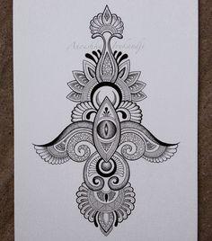 Anoushka Irukandji 2015 I will have some more original pieces available soon! SHOP: www.irukandjidesigns.bigcartel.com