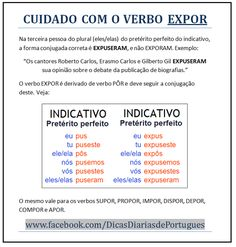 Verbo Expor
