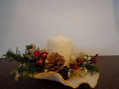 Candle Holders, Candles, Table Decorations, Handmade, Stuff To Buy, Home Decor, Hand Made, Decoration Home, Room Decor