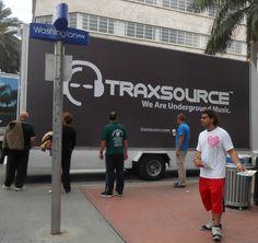 We are House Music! The underground kind on Washington Ave, Miami
