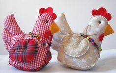 Panos e Contas - artesanatos em tecido