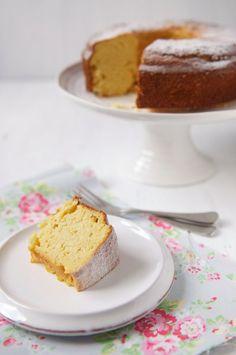 Nigella Lawson's delicious recipe for Lemon Cake using whole lemons, gluten-free and dairy-free.