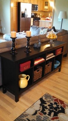 Decorating A Console Table Behind sofa - Luxury Home Office Furniture Check more at http://www.nikkitsfun.com/decorating-a-console-table-behind-sofa/