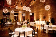 Event Design by Sebrell Smith Designer Events at the Charles H. Morris Center in Savannah, Georgia www.sebrellsmith.com