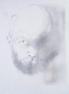 pencil on paper, 25 x by Roger Cecil Gwen John, Kyffin Williams, Thomas Jones, Renaissance Paintings, Victorian Art, Art Uk, Artist Art, Welsh, Landscape Paintings
