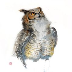 karl martens great horned owls - Google Search