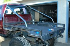 old chevy offroad beds - Google Search