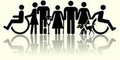 Resultado de imagem para vetor pessoa com deficiência