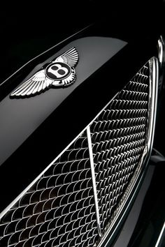 Bentley grill  Tim Wallace photo