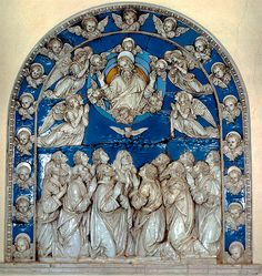 """""""VENI SANCTE SPIRITUS"""" (Come, Holy Spirit)   One of the most widely used hymns in the Church, Veni, Creator Spiritus, is attributed to Blessed Rabanus Maurus (776-856), Archbishop of Mainz.   It is commonly sung in the feast of Pentecost liturgy and other occasions when the Holy Spirit is solemnly invoked. The Veni Creator is also the official opening prayer for Church councils and ...."""