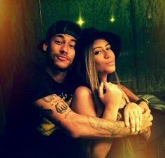 Neymar & Rafaella