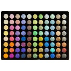 BH Cosmetics 120 Palette Swatches 2nd Edition :: $17, Retail ...