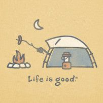 Eat out. #Lifeisgood #Optimism #Camping
