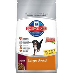 Hills Science Diet Adult Large Breed Dry Puppy Food Bag