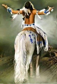 S T U N N I N G !!!! ~ Native American Indian worshiping . . . . .                                                                                                                                                                                 More
