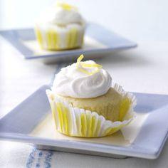 Lemon Cupcakes Recipe