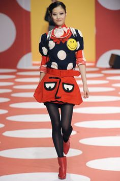 Jean Charles de Castelbajac collaborates with French label Smiley (Vogue.co.uk)