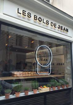 Les Bols de Jean : super bon, mais pas mal d'attente : pour manger sur place, il faut arriver pour midi pile.