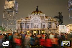 https://flic.kr/p/sJeiED   FILUX 2015   Festival Internacional de las Luces México - Filux 2015.