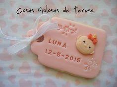 Galletas Bebé_Etiqueta ♥Cosas Golosas de Teresa♥ https://www.facebook.com/cosasgolosasdetere/