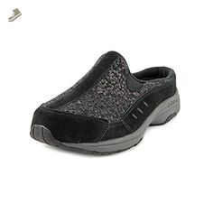 Easy Spirit Shoes, Travelwool Mules Black 5m - Easy spirit mules and clogs for women (*Amazon Partner-Link)