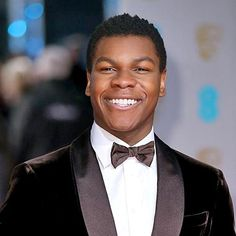 "I love this kid! Also seen in ""Half of a Yellow Sun"" Hot: Star Wars actor John Boyega lands first major theater role in Woyzeck"
