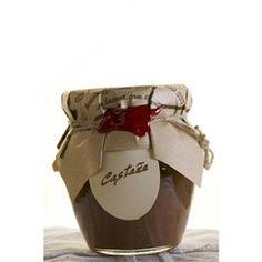 Crema de castaña La Cuna. Otra de las excelentes Conservas artesanas que nos ofrece La Cuna.  Solo sabe a castañas. http://www.selectosfragola.com/product/323/0/0/1/Crema-de-castana-200-g.htm