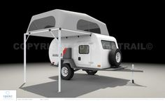 The Official XpoTRAIL© Extreme OffRoad Camper - Concept