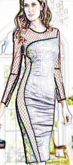 (Si te gusta te la regalamos los patrones con la tela que compres).http://www.aleko.kingeshop.com/Vestido-tubo-con-encaje-dbaaaamVa.asp