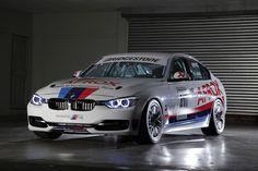 BMW F30 335i Race Car