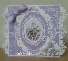 Mooi Verjaardagskaartje Marianne Design Cards, Step Cards, Easy Cards, Anna Griffin Cards, Pretty Cards, Shabby, Card Sketches, Happy Birthday Cards, Scrapbook Cards